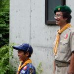 夏季舎営 Cub Hunting World:最終日(CS,2014年8月)